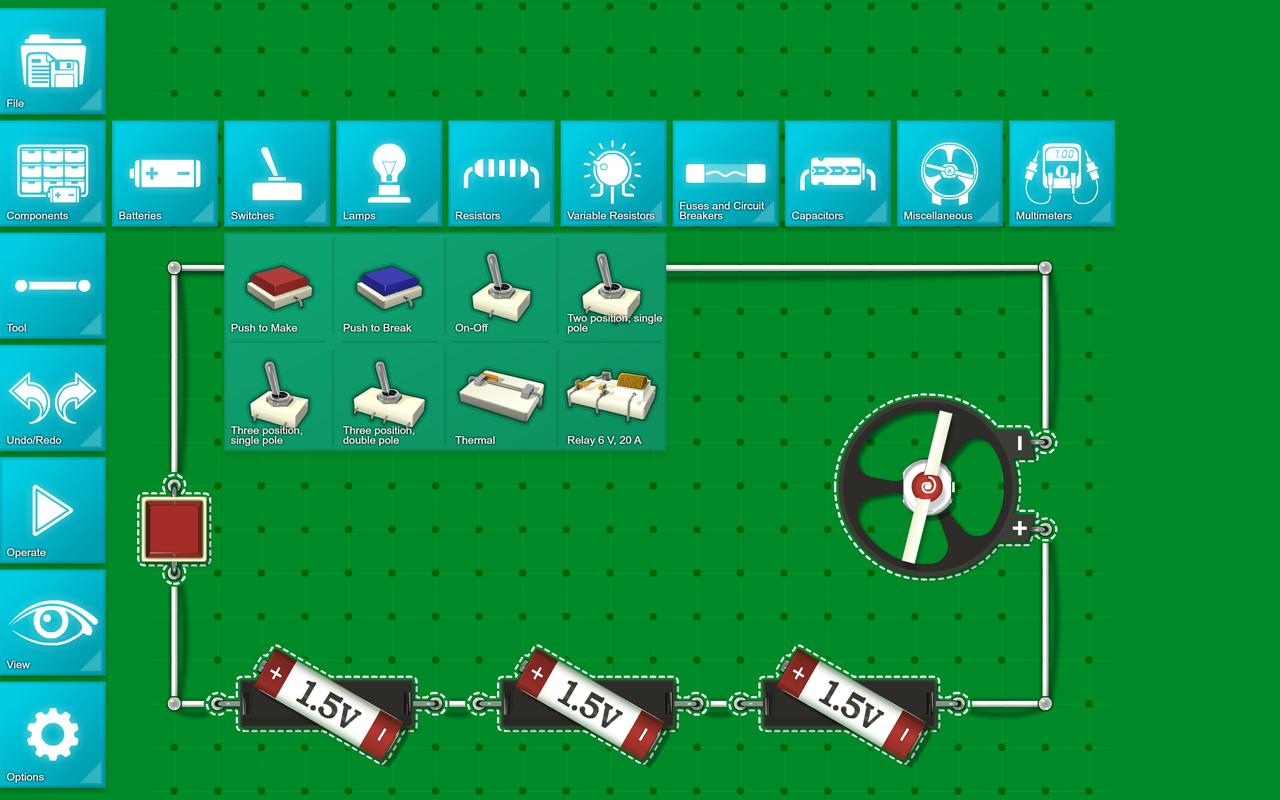 Download Game Android Circuit Builder