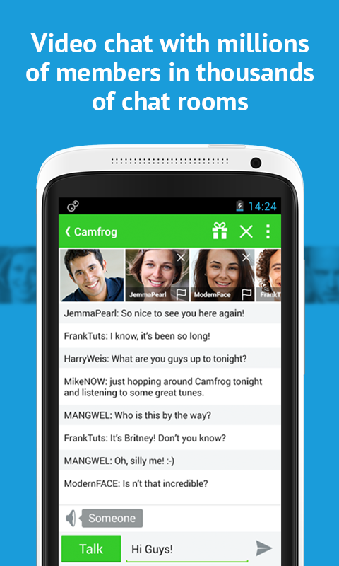 Free Chat Rooms For Mobile Phones