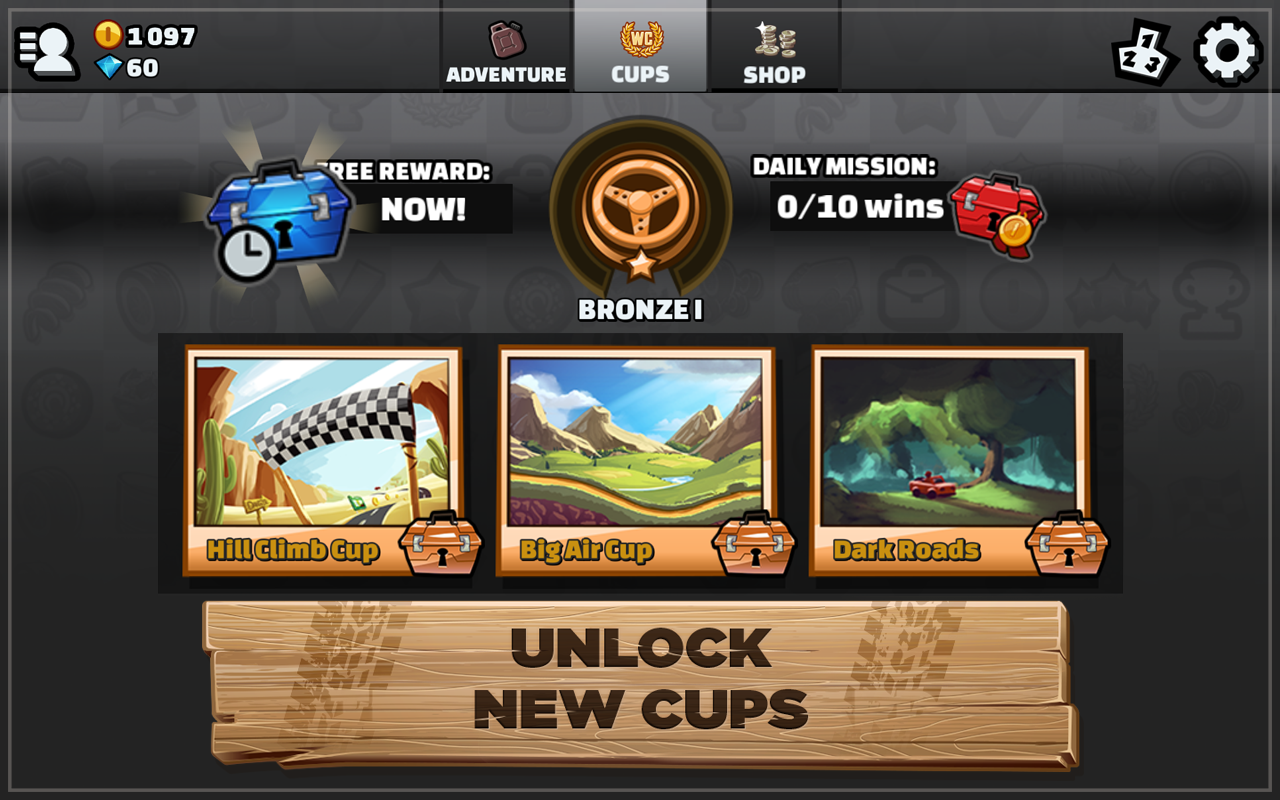 Download Game Android Hill Climb Racing 2 Mod Money
